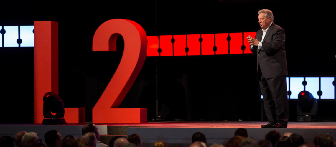Oct. 10, 2014; Duluth, GA, USA: L2:Learn - Lead event, hosted by the John Maxwell Co. at the John Maxwell Leadership Center at 12Stone Church. Photo by Kevin Liles/kevindliles.com